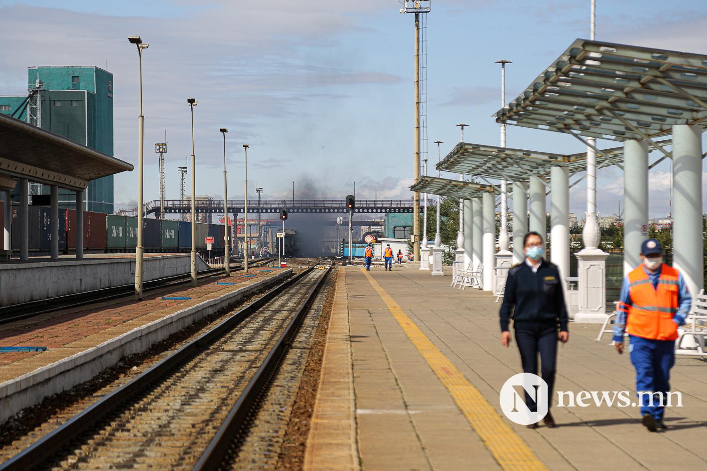 Төмөр зам орон нутгийн галт тэрэг явж эхэллээ сурв (22 of 25)