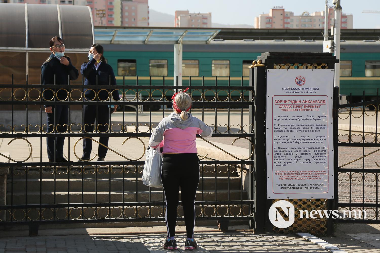 Төмөр зам орон нутгийн галт тэрэг явж эхэллээ сурв (4 of 25)