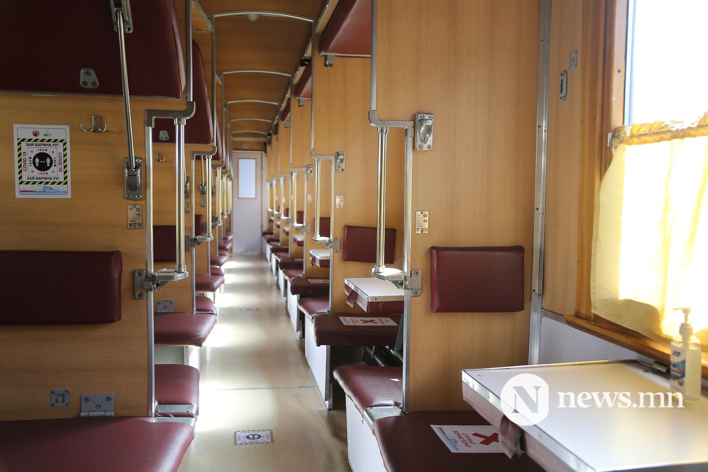 Төмөр зам орон нутгийн галт тэрэг явж эхэллээ сурв (8 of 25)