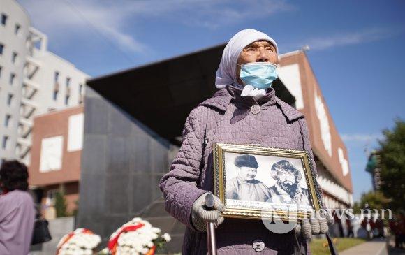 ФОТО: Хэлмэгдэгсдийн дурсгалыг хүндэтгэх өдөр
