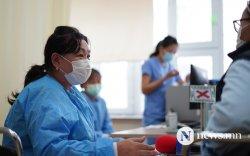 Өрхийн эмнэлгийн эмч нар амралтын өдрөөр ч ажиллаж байна