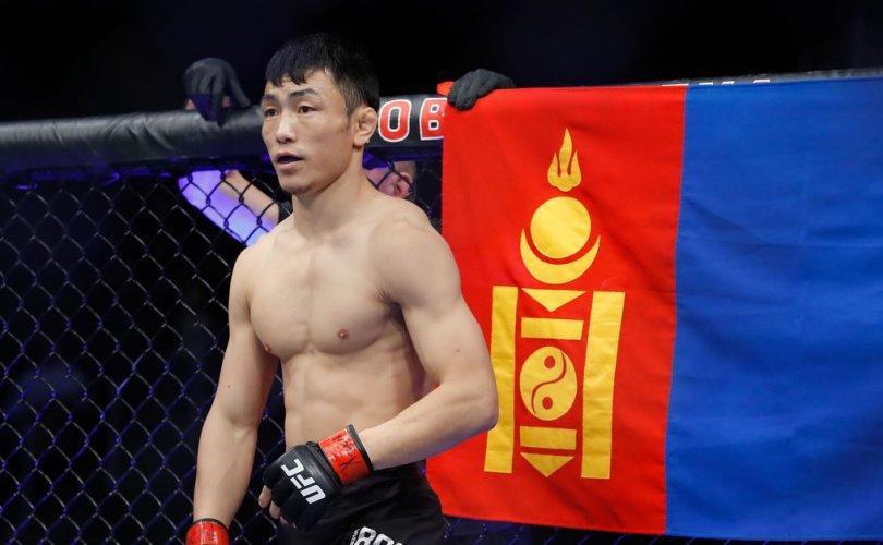UFC: Д.Батгэрэлийн тулаан визний асуудлаас болж цуцлагдлаа