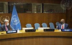 """НҮБ-ын хурал халдварын """"супер тараагч"""" болохоос болгоомжлуулав"""