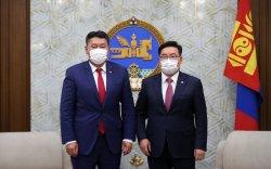 Монгол Улсын 2022 оны төсвийн тухай хуулийн төслийг өргөн барилаа