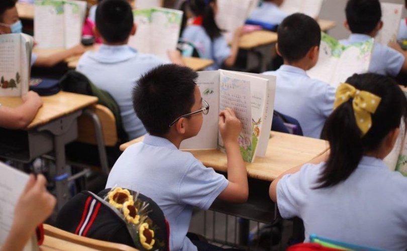 Хятадад бага сургуулиудад цар тахлын шинэ давлагаа эхэллээ