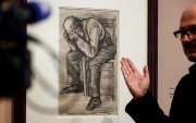 """Винсент Ван Гогийн """"шинэ"""" зургийг дэлгэлээ"""