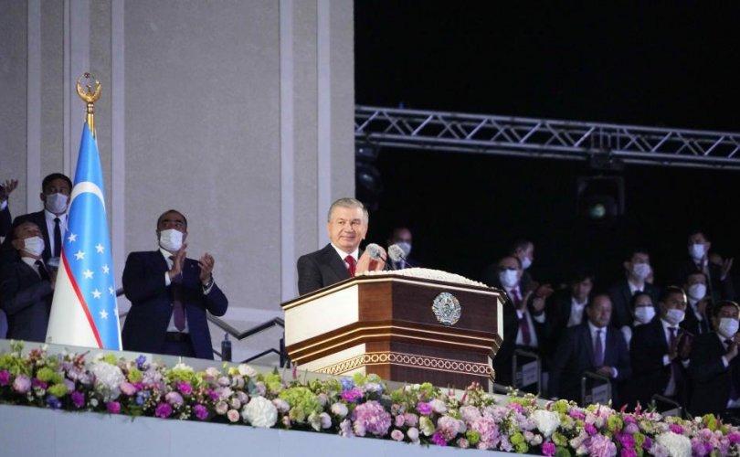 Узбекистаны тусгаар тогтнолын 30 жилийн ой тохиов