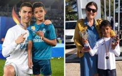 Роналдогийн ээж: Ач хүү минь ааваасаа илүү