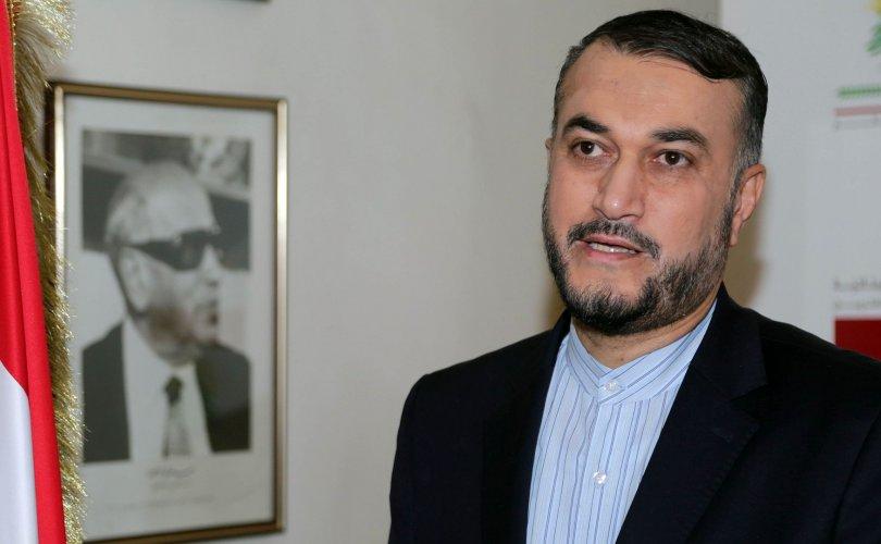 Ираны гадаад хэргийн сайд АНУ-д сануулга өглөө