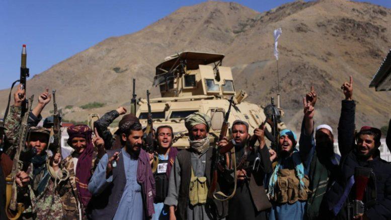 Талибууд Панжшир хөндийг эзэлснээ албан ёсоор зарлав