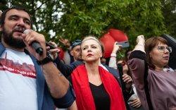 Беларусийн сөрөг хүчний төлөөлөгч 11 жилийн ял сонсов