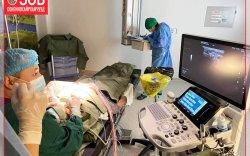 Сонгинохайрхан дүүрэгт жишиг нэгдсэн эмнэлэг ашиглалтад орлоо