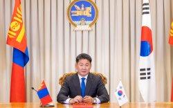 """Монгол, БНСУ-ын харилцаа """"Стратегийн түншлэл""""-ийн түвшинд хүрлээ"""