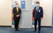 У.Хүрэлсүх НҮБ-ын Хөгжлийн хөтөлбөрийн захирагчтай уулзлаа