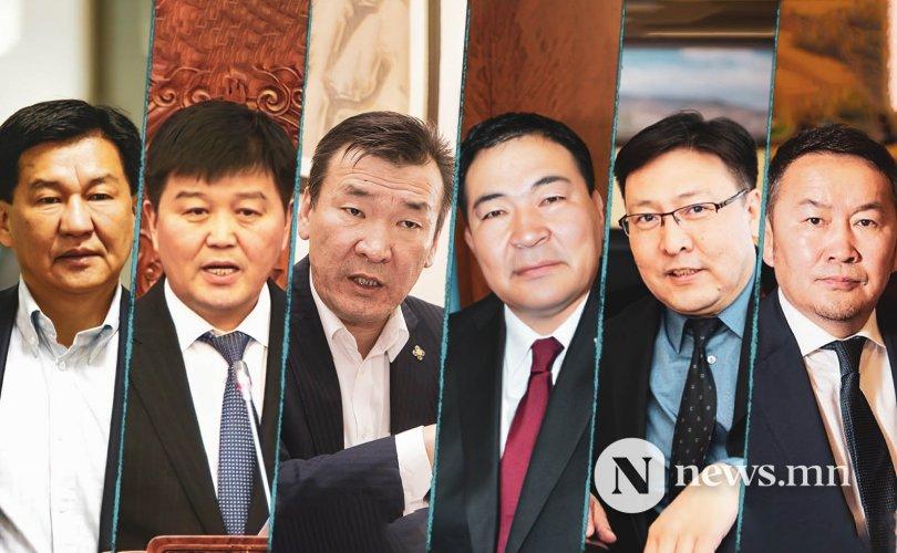 """Монголын жинхэнэ """"дайсан"""" хэн бэ!"""