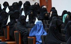 Кабул хотод эмэгтэйчүүдийг их сургуульд сурахыг хориглов