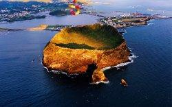 Солонгос улсаар аялцгаая: Жэжү арал