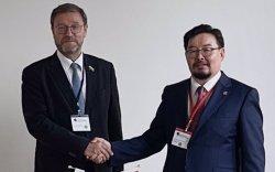 Хоёр улсын парламент хоорондын хамтын ажиллагааны механизм байгуулах асуудлаар санал нэгдэв