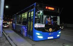 Гурван чиглэлд автобус 05:30-00:30 цагийн хооронд иргэдэд үйлчилж байна
