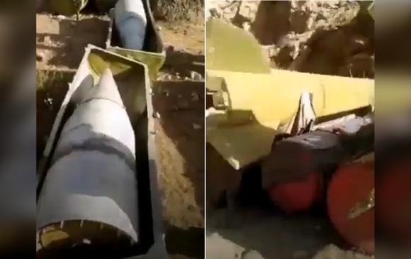 Талибууд ЗХУ-д үйлдвэрлэсэн баллистик пуужингууд олжээ