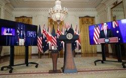 Австрали, АНУ, Их Британи улсууд Хятадын эсрэг хамтарна