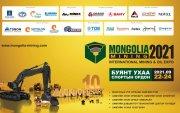 """""""Mongolia Mining 2021"""" үзэсгэлэн өнөөдөр нээгдэнэ"""