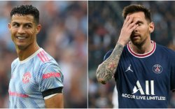 Роналдо гялалзаж, бууриа сэлгэсэн Месси учраа олохгүй явна