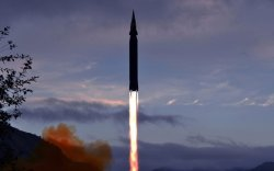 БНАСАУ дууны хурдтай шинэ пуужин амжилттай туршсанаа зарлав