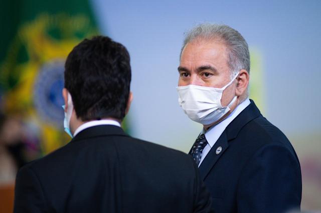 НҮБ-ын хуралд ирсэн Бразилын сайд Covid-19-өөр оношлогдов