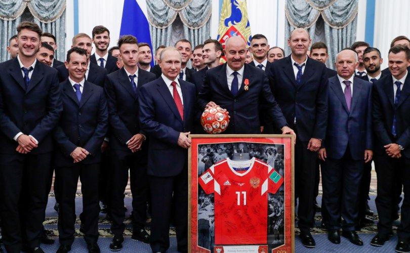 Путин легионер тамирчдын тоог багасгах хэрэгтэйг сануулав