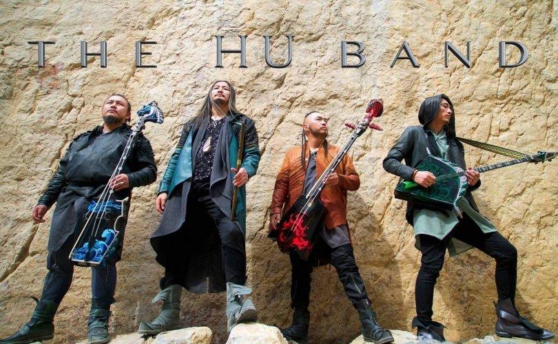 """""""The Hu"""" хамтлагийн аялан тоглолт амжилттай үргэлжилж байна"""
