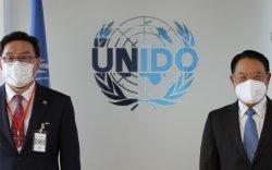 Г.Занданшатар НҮБ-ын Үйлдвэр, хөгжлийн байгууллагын Ерөнхий захиралтай уулзав