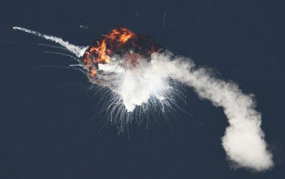 """АНУ-ын """"Альфа"""" пуужингийн туршилт амжилтгүй болж, дэлбэрчээ"""