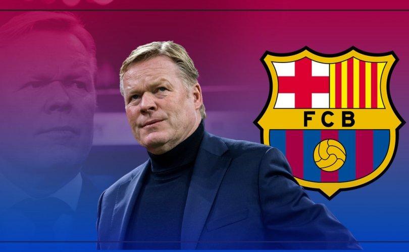 Рональд Куман Барселонагийн асуудал уу?