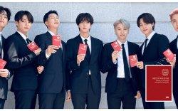 """НҮБ-д уригдсан """"BTS"""" хамтлагт дипломат пасспорт олгожээ"""