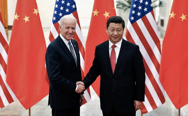 Нүүр тулж уулзах Байдены саналыг Ши Жиньпин дэмжсэнгүй