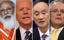 Жо Байден Япон, Австрали, Энэтхэгийг Хятадын эсрэг нэгтгэнэ