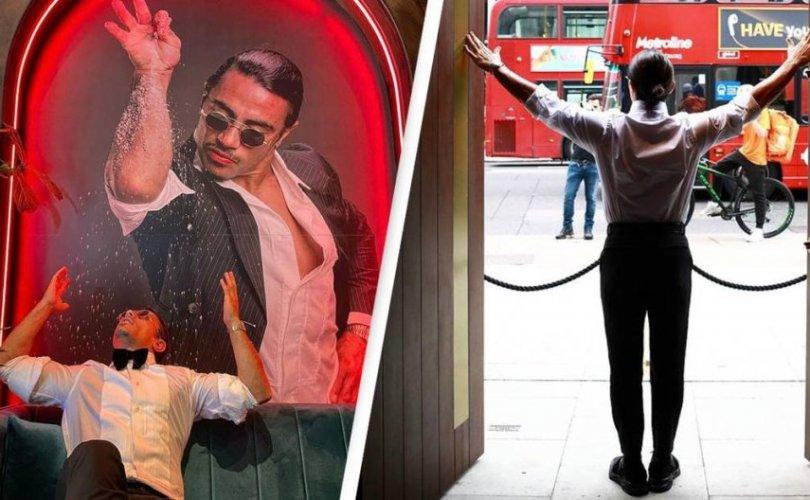 Нусрет Гокчегийн Лондон дахь зоогийн газрын үнэ үйлчлүүлэгчдийг гайхшруулж байна