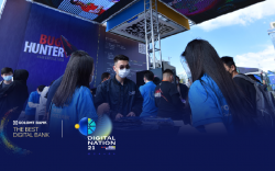 """""""Digital nation-2021"""" үзэсгэлэнд Голомт банк амжилттай оролцож байна"""