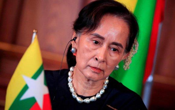 76 настай Ан Сан Су Чигийн бие мууджээ