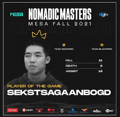 Nomadic Masters – хоёр дахь өдөр юу болов?