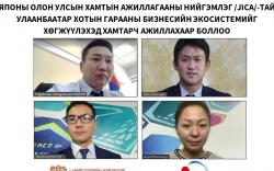 Монголын гарааны бизнесийн эко системийг судална