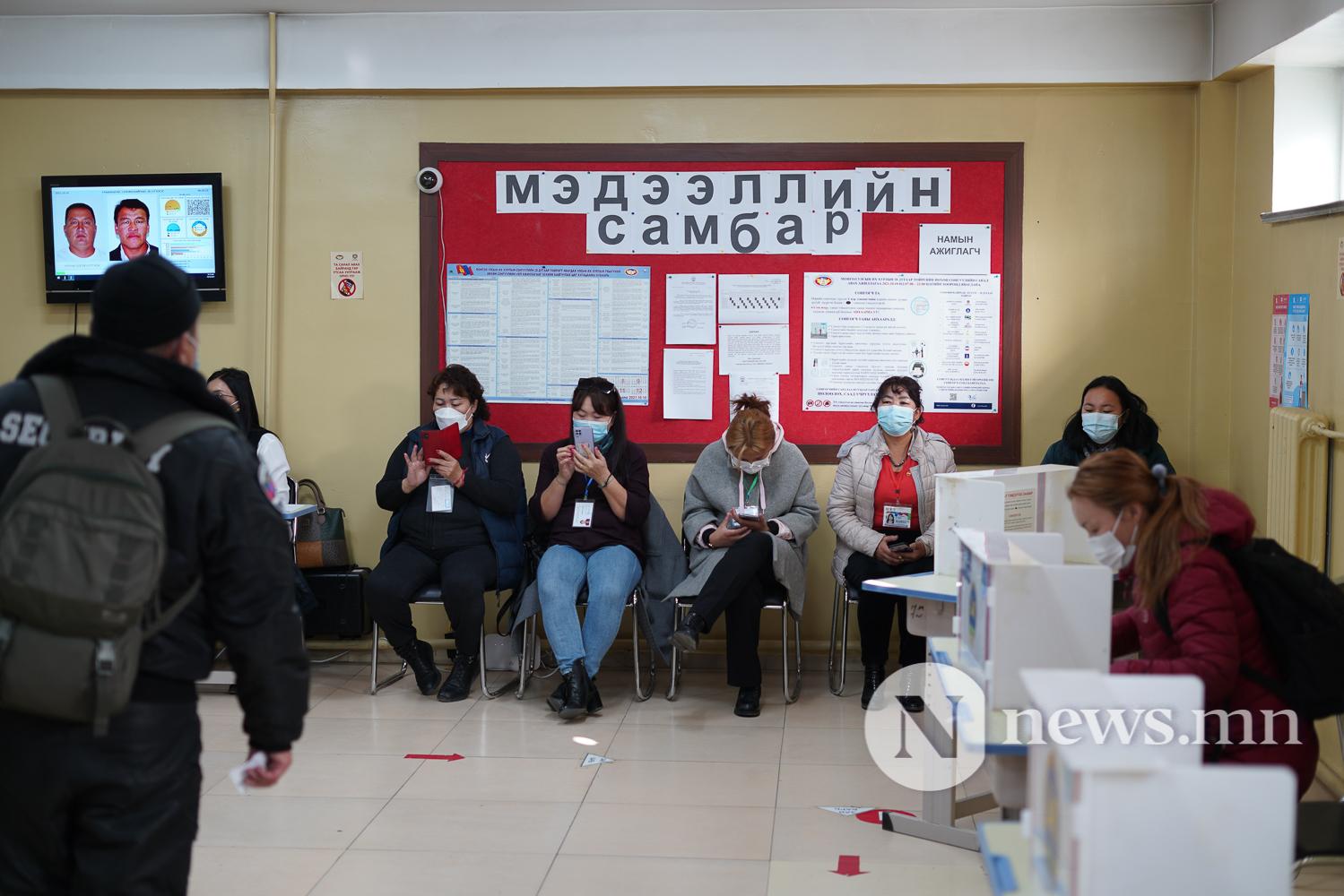 УИХ-н нөхөн сонгуулийн 28тойргийн 28-2 санал хураах байр (7 of 10)