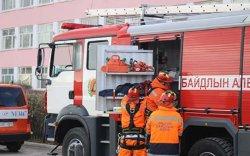 ОБЕГ: Гал түймэрт хоёр хүн угаартаж, нэг хүүхэд түлэгджээ