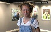 14 настай охины зурсан хөргүүд шуугиан тарьжээ