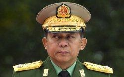 """Мьянмарын армийн генералыг """"ASEAN""""-аас хөөлөө"""