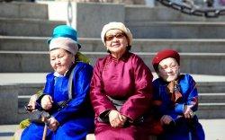 Монгол Улсын хүн амын 7 хувийг өндөр настнууд эзэлж байна