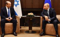 Путин, Беннет нар Сочид халуун дотноор уулзлаа