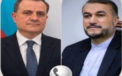 Иран, Азербайжаны гадаад хэргийн сайдууд утсаар ярьлаа