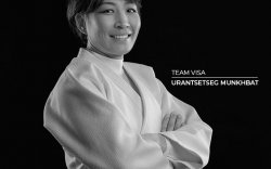 """МУГТ М.Уранцэцэг: Монголоос """"Team Visa""""-д анх удаа хамрагдаж чадсан"""